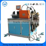 Turret type copper busbar bending shearing and punching machine busbar processing machine