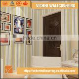 Professional Manufacturer PVC Material Top Quality Latest Design Home Decoration Nature Wallpaper
