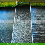 "MODEL RAILWAY SCENERY PLASTIC WATER SHEET LAKE RIVER 10""x39"" OO HO TT N Z GAUGE"