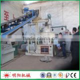 Mingyang machinery plant with CE ISO ring die type sawdust pellet machine wood 008615225168575