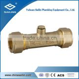 brass forged non-return check valve