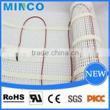 Electric Underfloor Heating Cable Mats Infrar Floor Heat