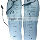 Remote Control Electric Heated Shoes Insole Battery Heating Shoe Insole Heated Insole Foot Warmer