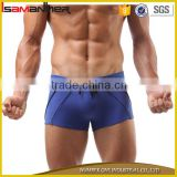 Men swim jammer adjustable sexy boxer muslim swimwear for men
