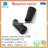 Dongguan factory customed rubber dust cover cap