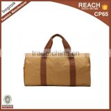 Vintage Style Canvas Men Travel Duffel Bag Gym Bag For Sports Perfect For Weekend Trip Etc