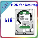 Cheap hdd 5tb alibaba stock price green internal brand hard drive pc drive for desktop 3.5-inch