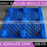 plastic shipping pallet for double face injection moulds ,1200*800 plastic pallet moulds