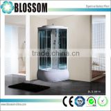 complete steam shower room bath prefab shower cubicle