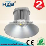 three head high power 150w led highbay light industrial lamp warehouse lighting ac 85-265v
