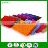 Hot Selling china bath room 40x60 washable microfiber chenille rug
