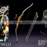 1:1.8 toy bow and arrow wholesale children toy bow and arrow with infrared