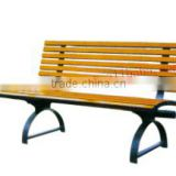Garden Furniture Outdoor Wooden Long Bench Chair with competetive price