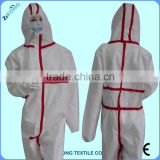 disposable coverall safety reflective material for clothing