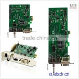 3CH PCI-express HDMI Video Capture Card DVI Ypbpr Input