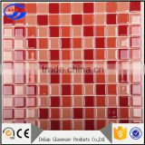 glass mosaic tile decorative building material