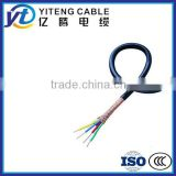 rubber cable for tower crane or hoist equipment