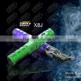 Kamry X8J electronic cigarette pen X8J twist Various voltage battery big vaporizer 1500mah battery e cigarette