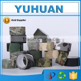 100% Cotton Wholesale Wild Outdoor Forest Camo Clothing Camouflage Cotton Tape For Military