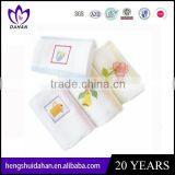100%cotton plain dyed rwaffle weave embroidery tea towels hotel promotin white kitchen towel China supplier wholesaler