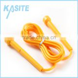 hot sale 2.7m adult eco-friendly pvc colorful fitness skipping rope                                                                                                         Supplier's Choice