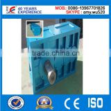 Factory Manufacture Gear Box for plastic recycling machine                                                                         Quality Choice