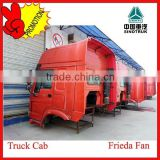 chinese howo double cab for dump truck manufacturer