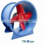 T35 Series Axial Fan/high pressure centrifugal fan/factory ventilation blower fan/ventilator
