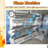 Automatic Label Jumbo Kraft Paper Roll Cutter Slitter Rewinder Cutting Rewinding Slitting Machine Price(Kings brand)