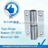 Modern Wholesale Factory Directly Precision Casting 304 Toilet Partition Cubicle Hardware Ordinary Gate Hinge