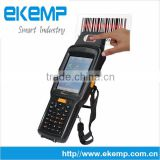 Android System Barcode Scan Fingerprint Reader PDA with Kaypad(M35)