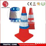 High quality LED traffic cone cover