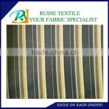 New fashion stripe pattern jacquard fabric made of polyester for bag,luggage, sofa cover