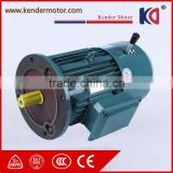 Electrical Induction Motor With Brake System