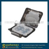 8 in 1 Storage box for SD TF MS Memory Card