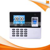 Attendance system fingerprint scanner machine employee fingerprint time attendance
