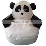 2016 Newest Mini Panda Beanbag Seat Chair For Kids