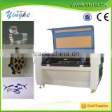 Laser metal cutting/non metal crystal acrylic jewelry cutting engraving machine/engraver for sale price