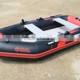 KB3230 Top quality high pressure PVC Rubber MOTOR air inflatable fishing boats