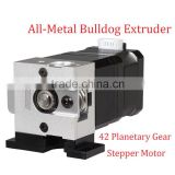 3d prinrter Extruder with 42 Planetary Gear Stepper Motor
