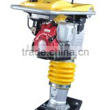 70kg original Honda gx engine mikasa tamping rammer, manual compactor, road marking machinery