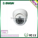 Hot sales items cost effective plastic dome cctv analog camera