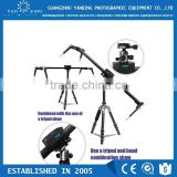 New released heavy duty camera video rail dolly slider 100cm slider with pan head and professional bag