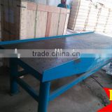 Hot!!!Vibration concrete shaker table for sale