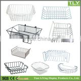 SSW-CM-211 Stainless Steel Basket Metal Wire Basket Iron Basket for Fridge / Freezer / Refrigerator Wholesale China