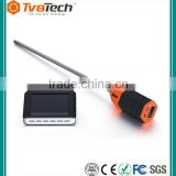Factory price Pipe and Wall Telescopic Pole Borescope Camera with Rigid Tube for Cavity Wall