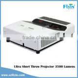 Education Ultra Short throw Projector Throw Ratio 0.32:1 Perfect Ultra-short throw proyector 4k Interactive