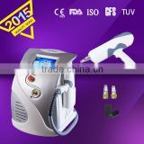 Tatoo Removal Portable Laser Beauty Eliminating Pigmentation Laser Scar Laser Removal Tattoo Machine Removal Q Switch Ktp Yag Laser Machine Varicose Veins Treatment