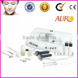 Au-6806 ultrasonic face lift machine home with facial brush