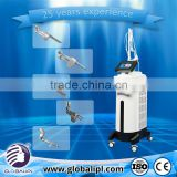 Latest 3 in 1 wrinkle removal laser equipment for aesthetic medicine
